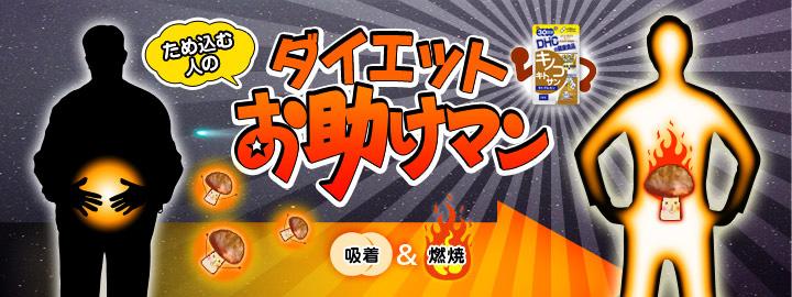 คิโนโกะ ไคโตซาน อาหารเสริมลดน้ำหนัก